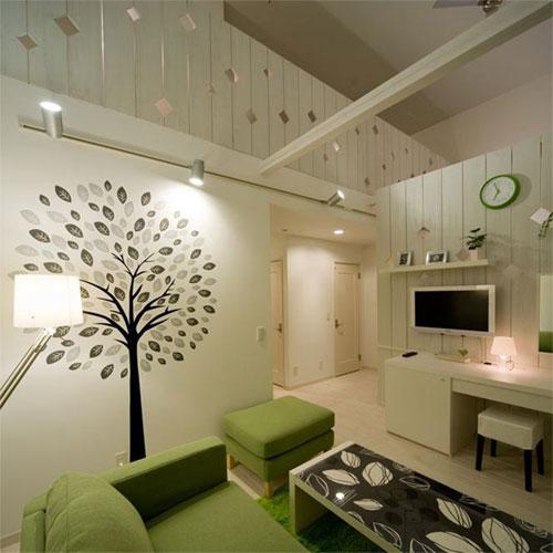 Holiday House グリーンガーデンの部屋画像