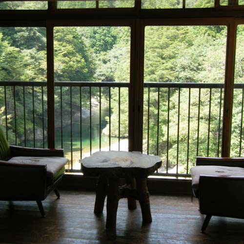 三段峡温泉 三段峡ホテル 画像