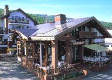 白樺湖 プチホテル モンテローザ