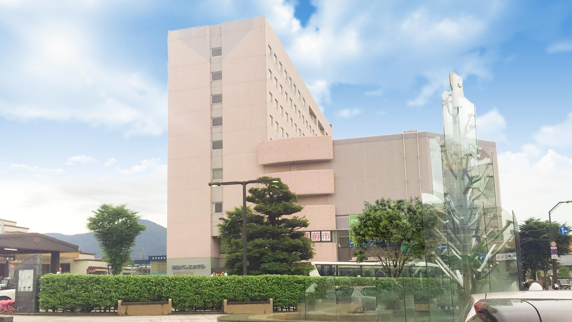 ホテルクラウンヒルズ武生駅前(BBHホテルグループ)の施設画像