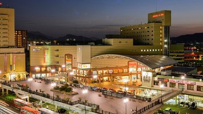 JR九州ホテル長崎...
