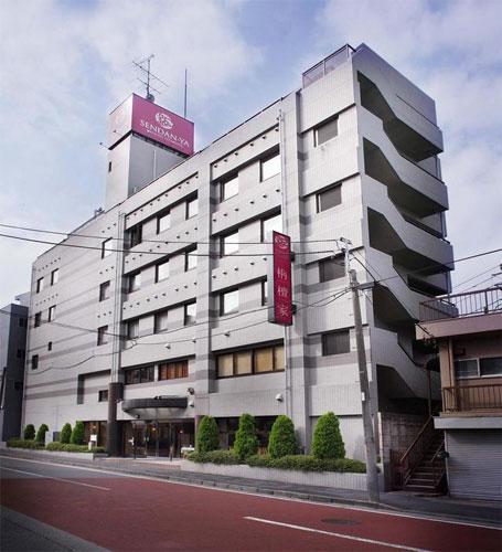 松戸シティホテル