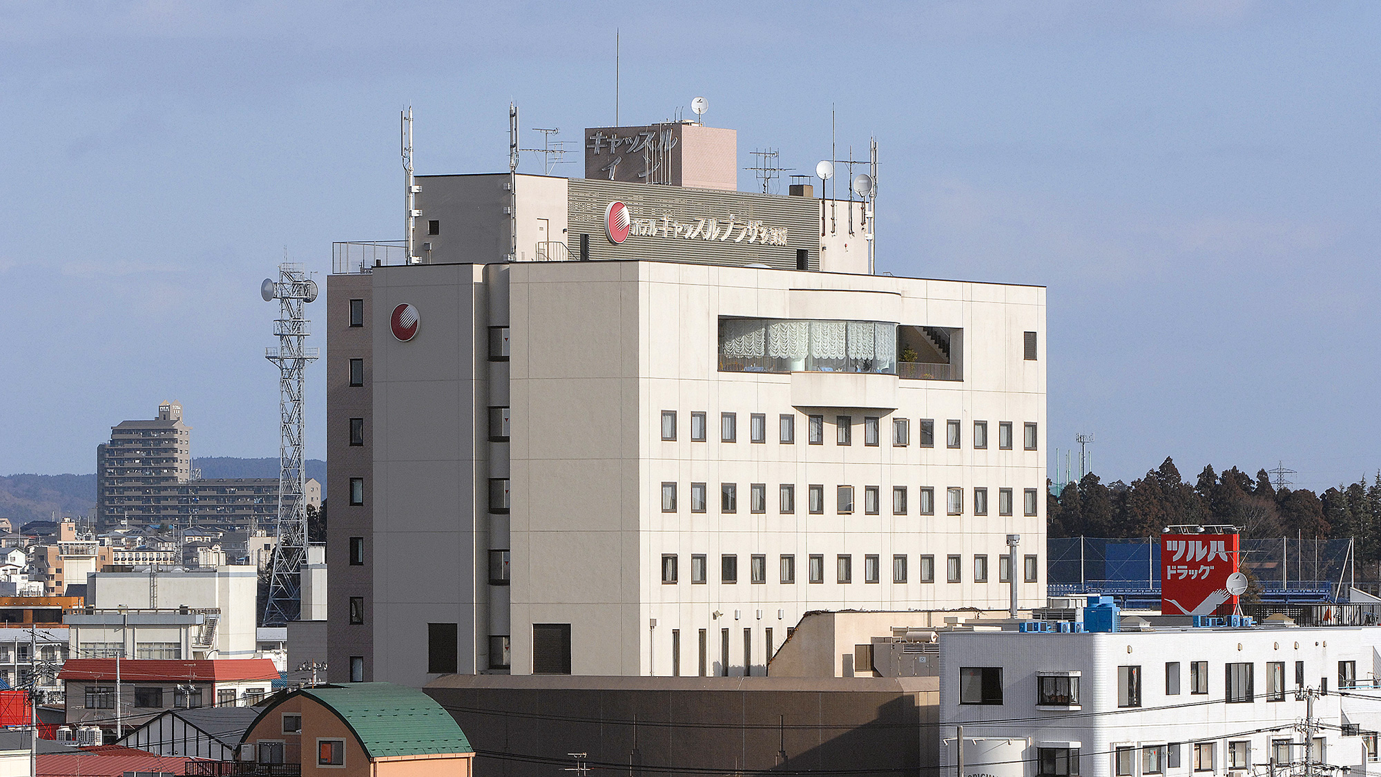 ホテルキャッスルプラザ多賀城