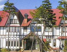 プチホテル アジルの外観