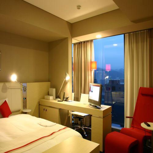 ホテルグレイスリー札幌の客室の写真