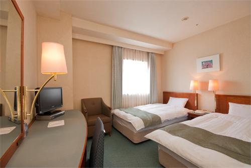 青森ワシントンホテル の部屋
