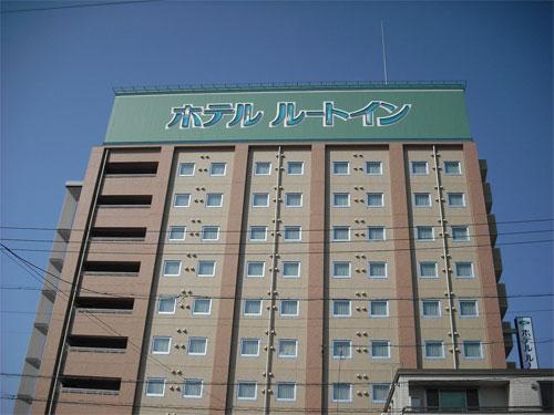 ホテルルートイン藤枝駅北