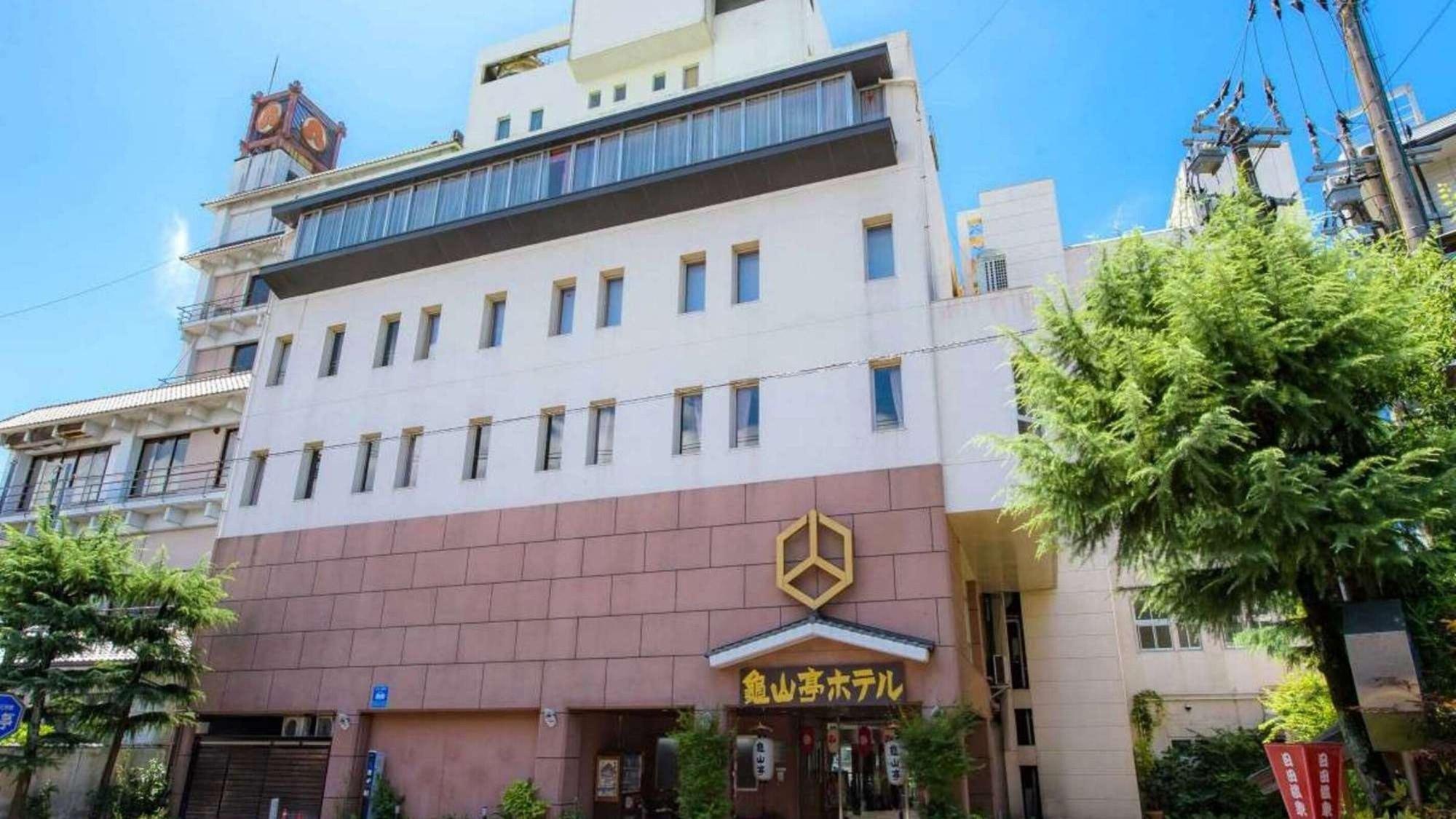 大分県の日田温泉の穴場的旅館