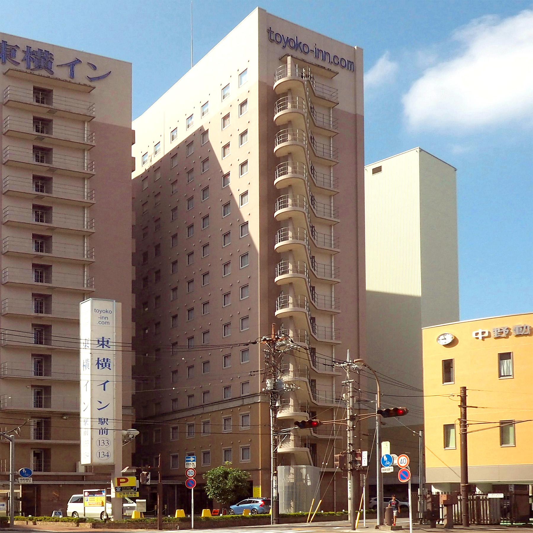 東横イン高崎駅西口2...