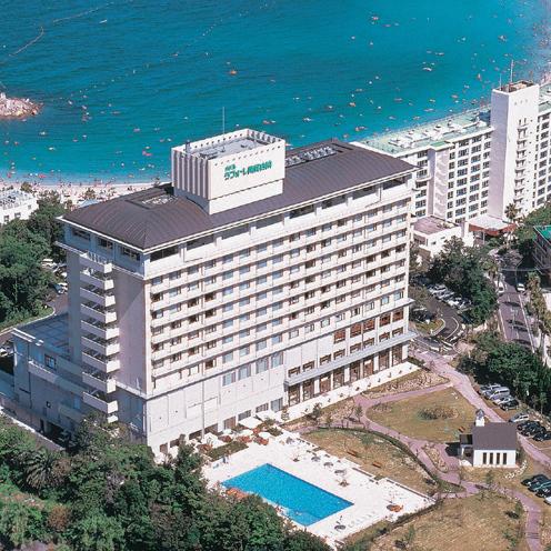 リゾートホテル ラフォーレ南紀白浜 【2017年夏マリオットリブランド予定】