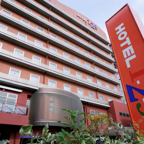 ホテル1ー2ー3高崎の施設画像