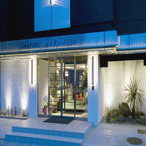 ホテルエリアワン福山(HOTEL Areaone)の施設画像