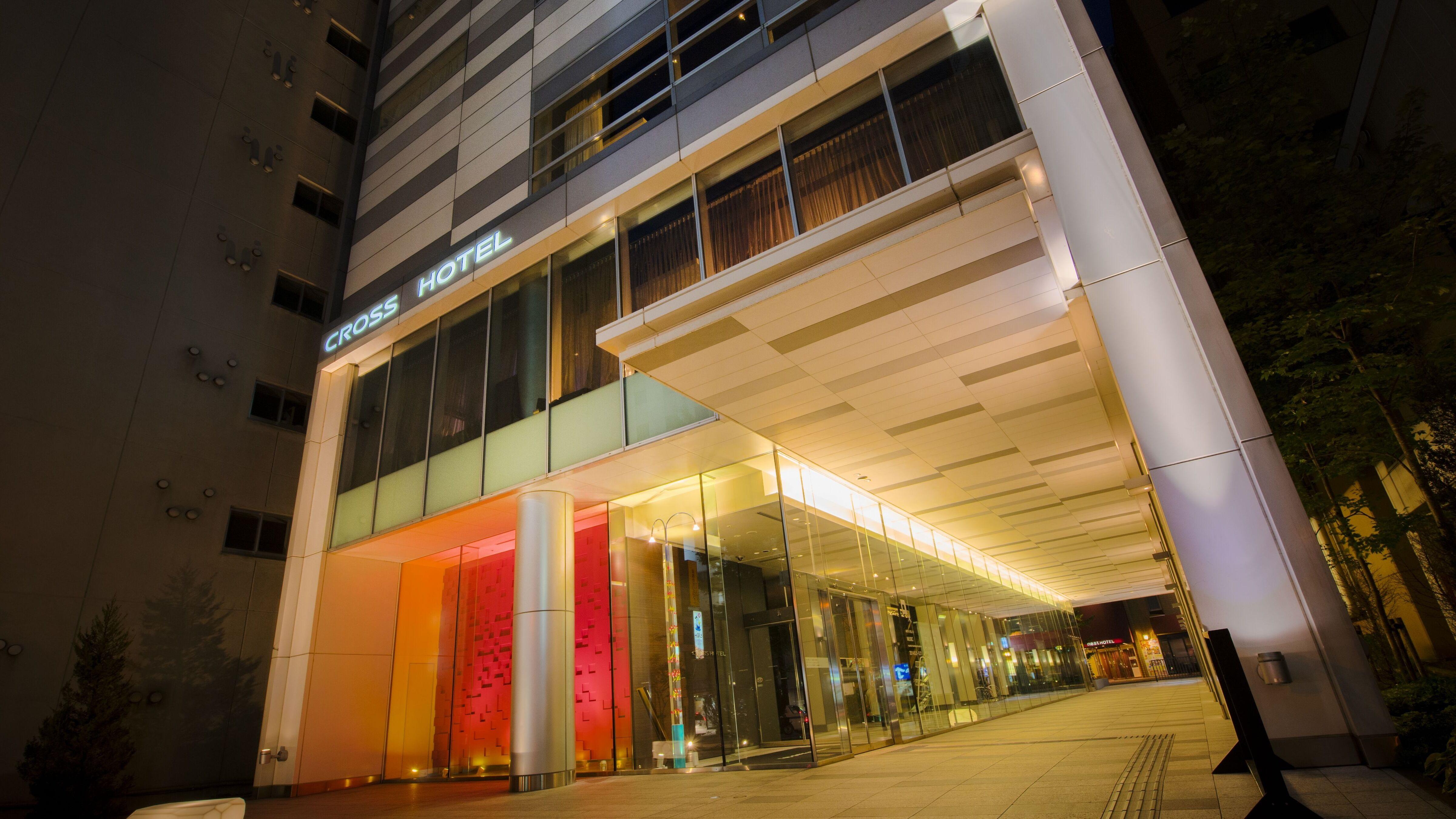 クロスホテル札幌...