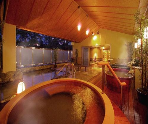 いわき湯本温泉 ホテル 浜とく 画像