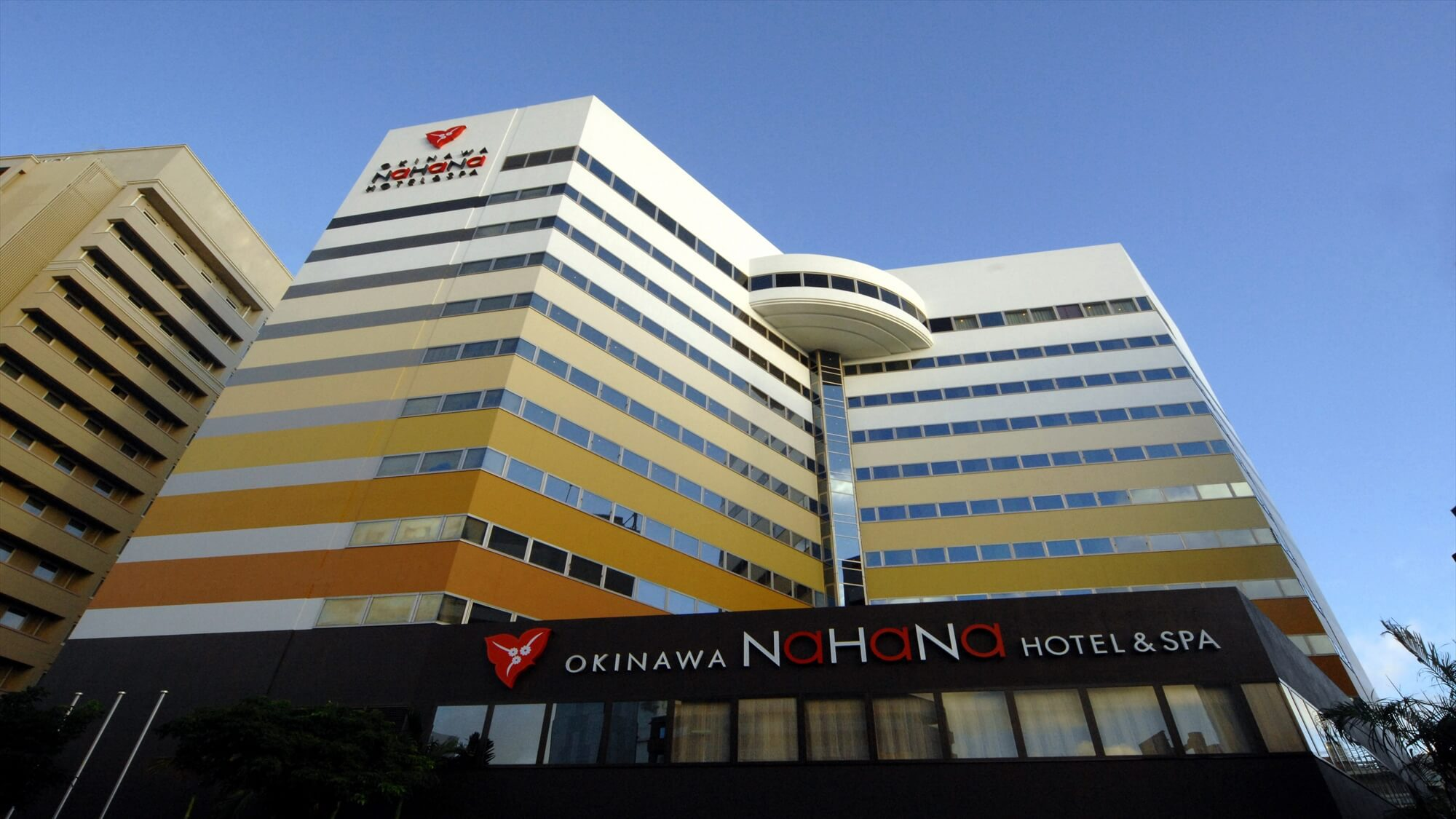 沖縄ナハナ・ホテル&スパ...