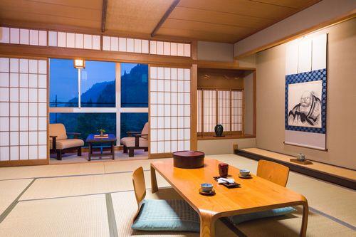 白峰温泉 ホテル八鵬 画像