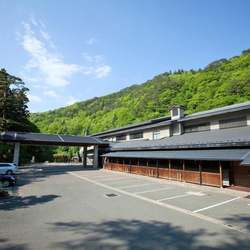 千二百年の湯めぐり 大沢温泉 「山水閣」