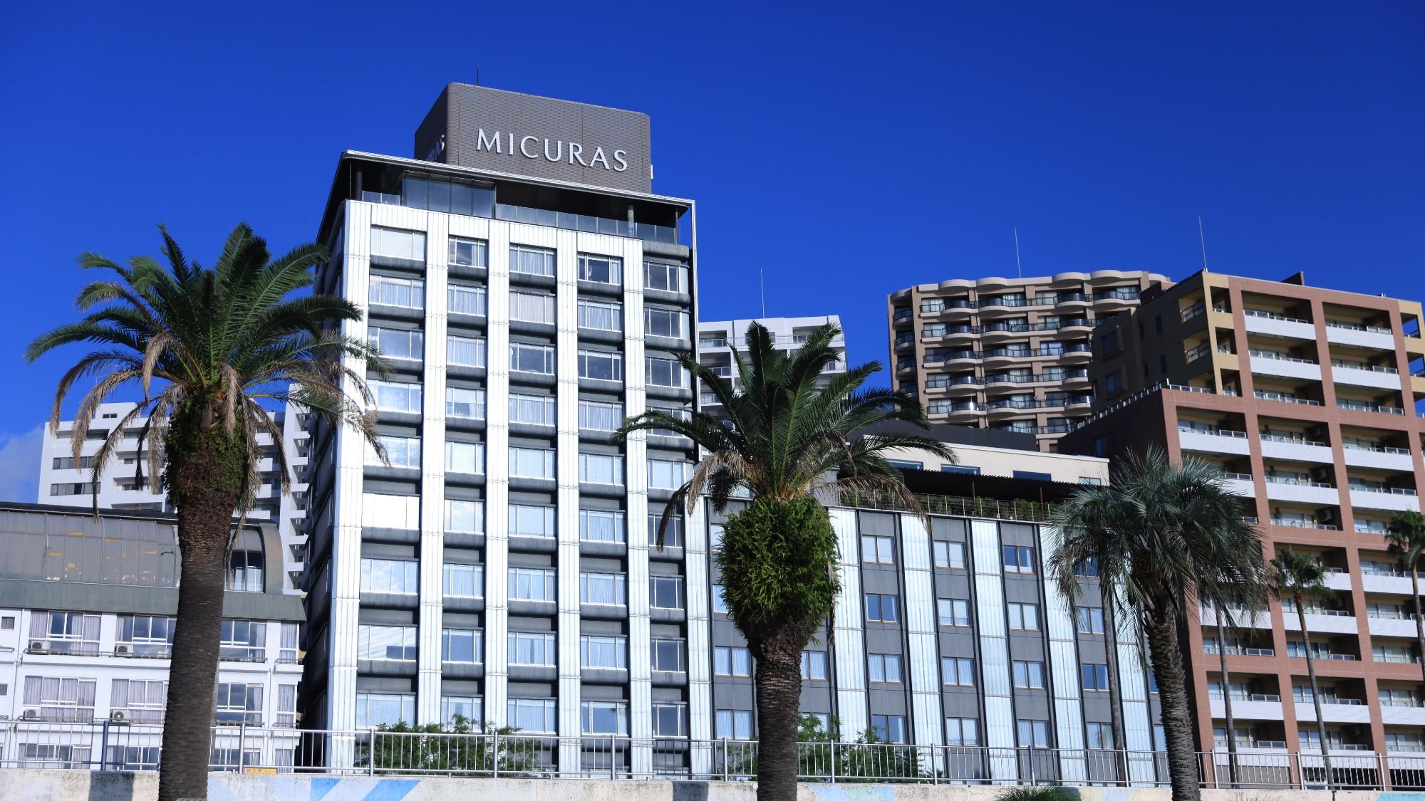 熱海温泉 HOTEL MICURAS(ホテルミクラス) その1