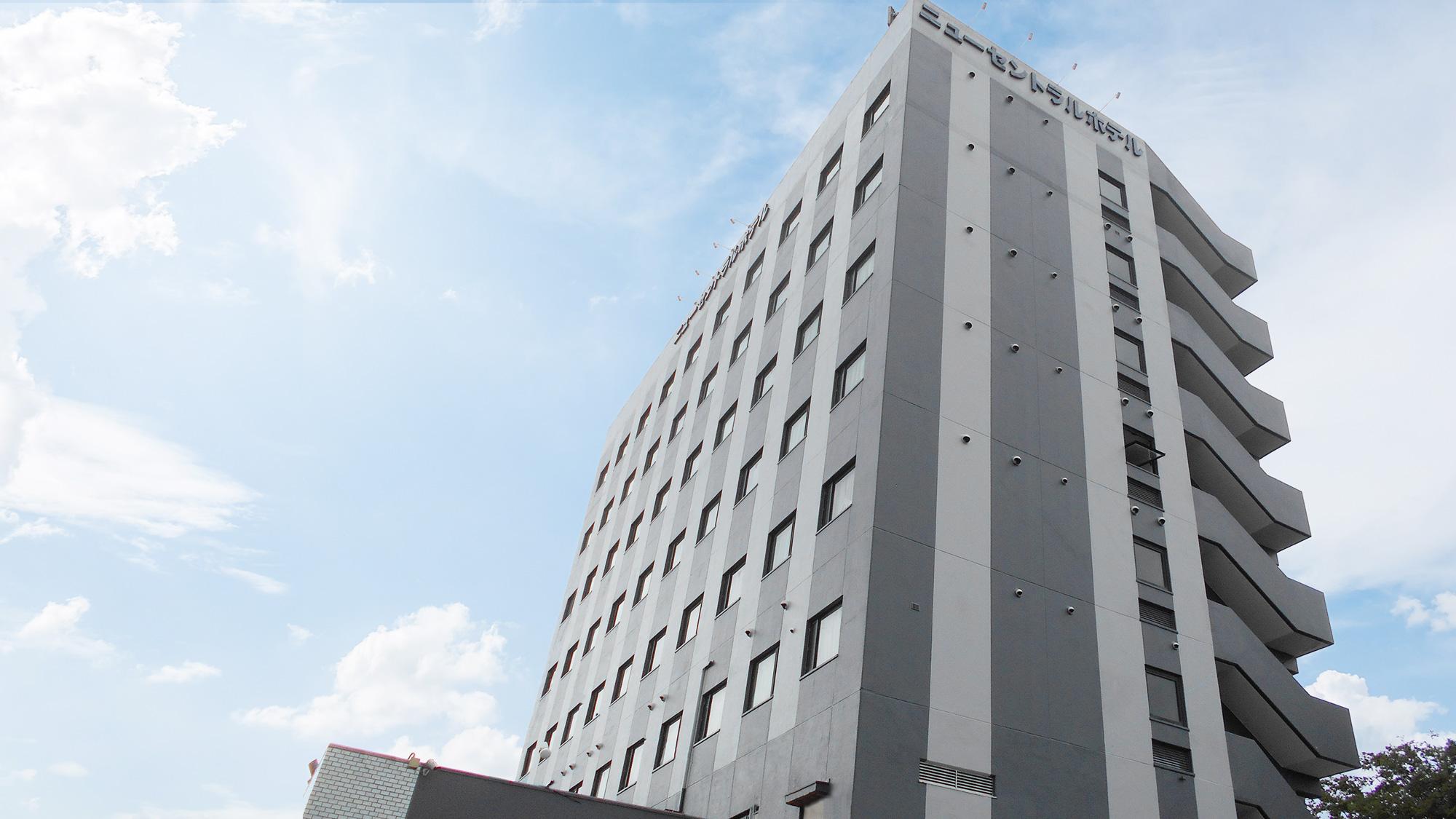 ニューセントラルホテル勝田(BBHホテルグループ)...