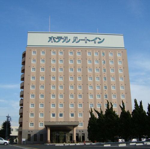 ホテルルートイン太田南-国道407号-...