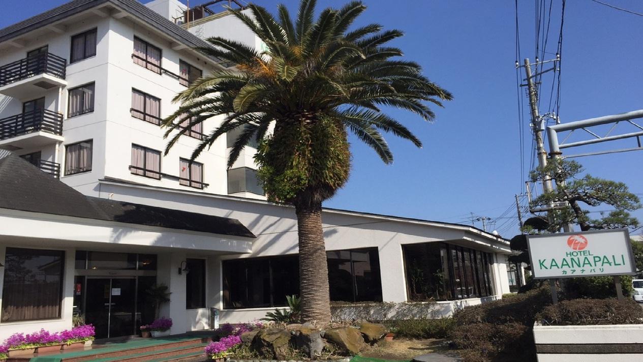 ホテルカアナパリ その1