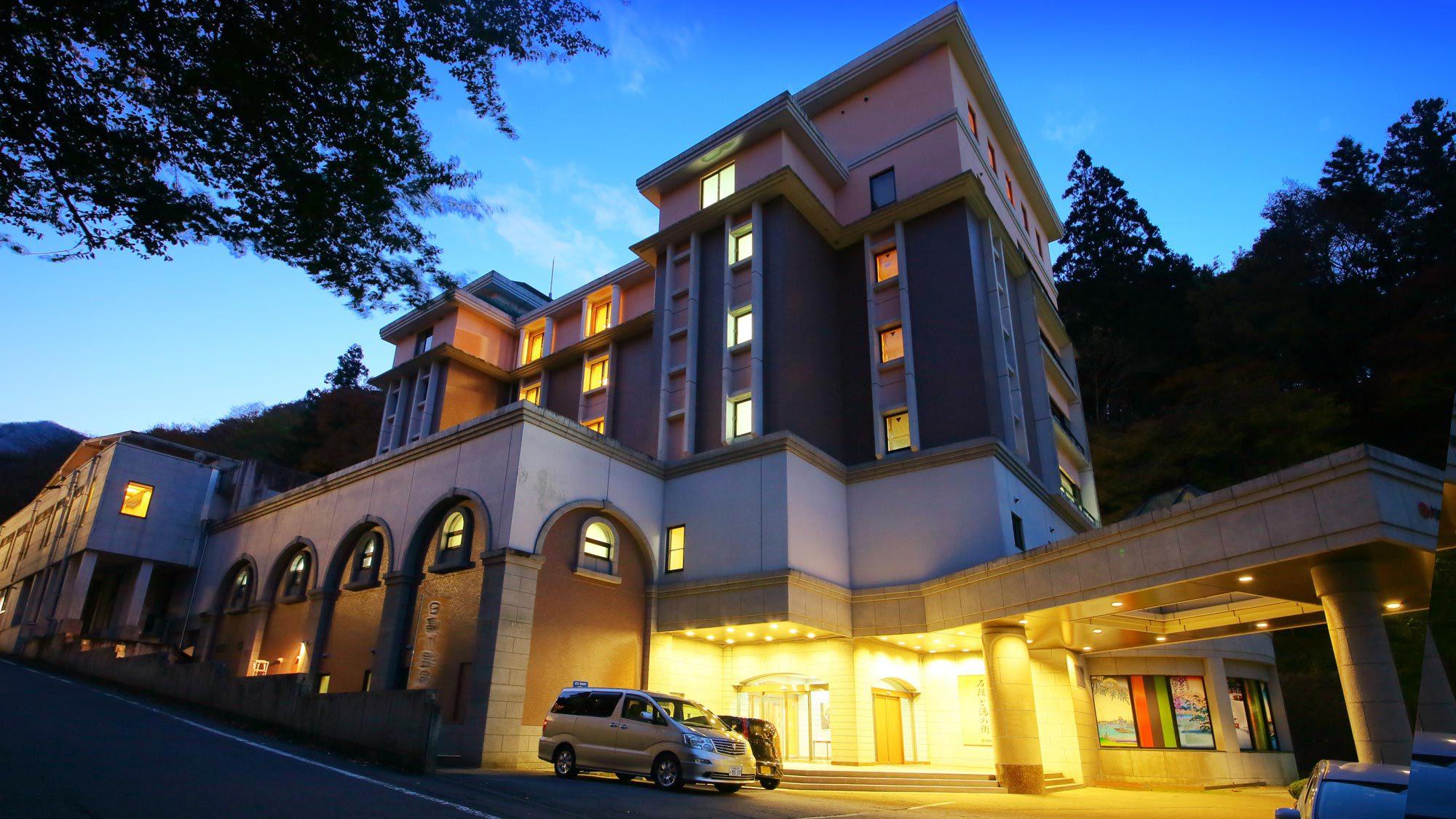 伊香保温泉で卒業旅行などでも利用できる5人部屋で格安の宿を教えて!