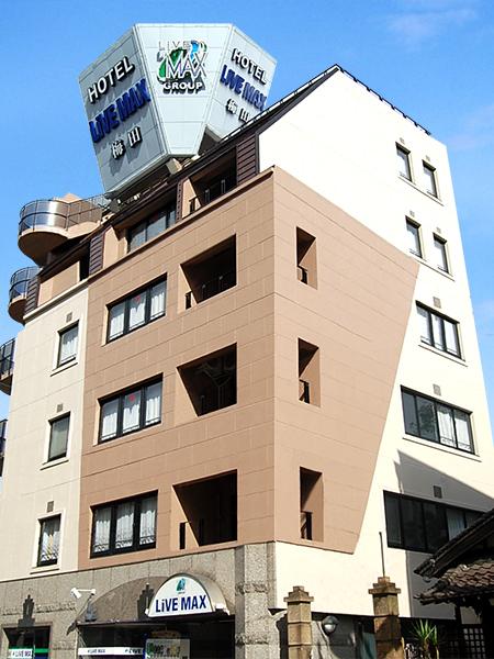 ホテルリブマックス梅田...