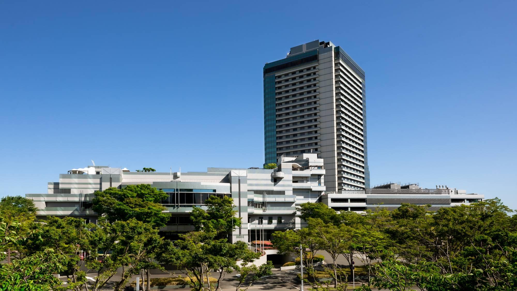 一度は泊まってみたい、大阪で一番の高級ホテル