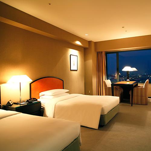 ハイアット リージェンシー 大阪の客室の写真
