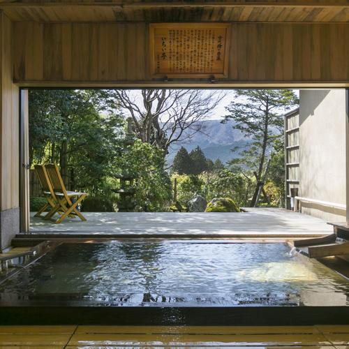 仙石原温泉 料亭旅館 いちい亭 画像