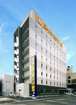 スーパーホテル函館 外観
