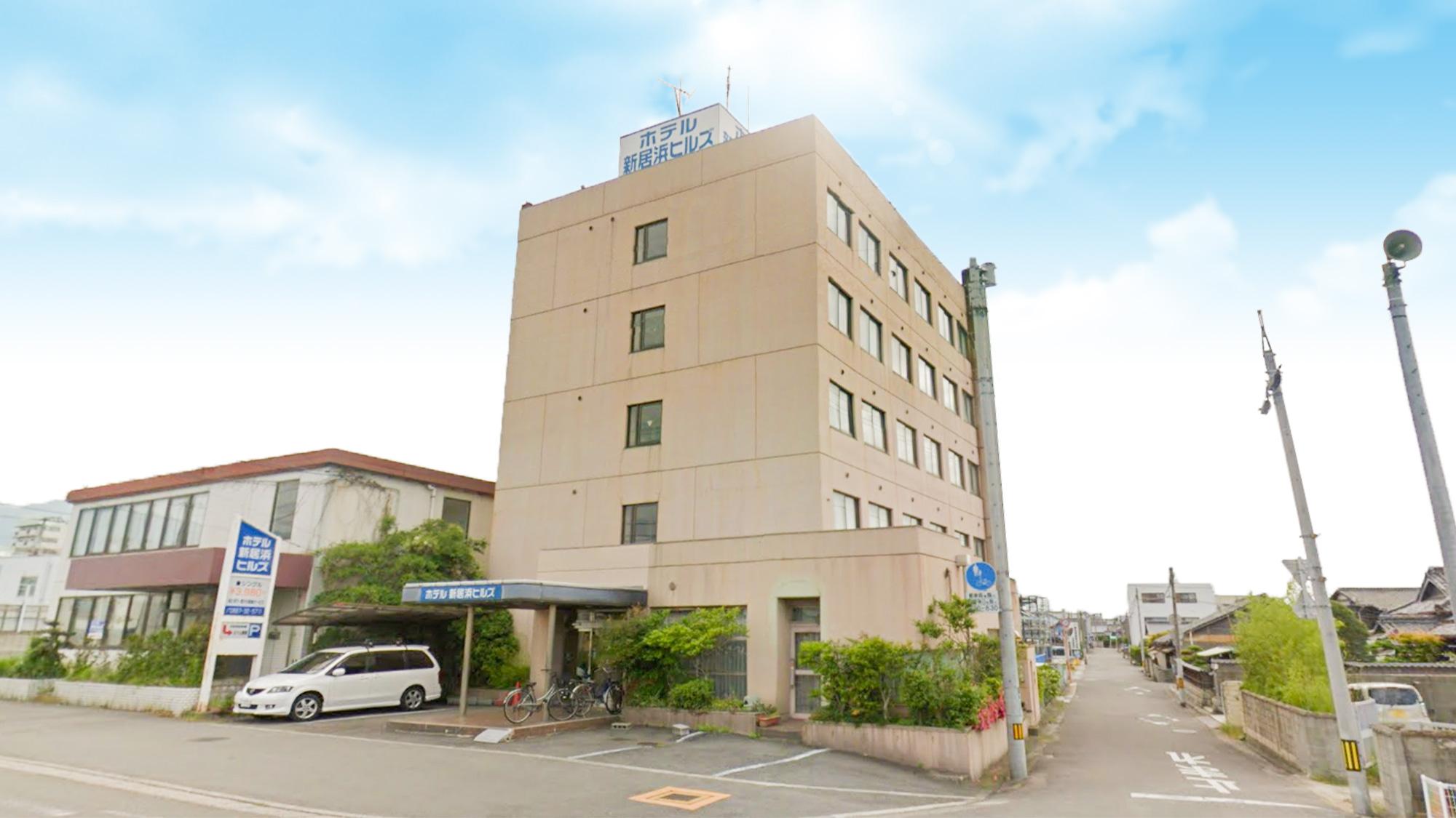 ホテル新居浜ヒルズ(BBHホテルグループ)...