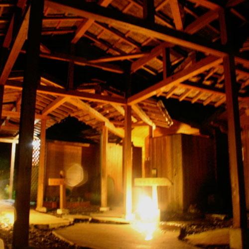 スキー帰りに伊香保温泉で露天風呂を満喫したい