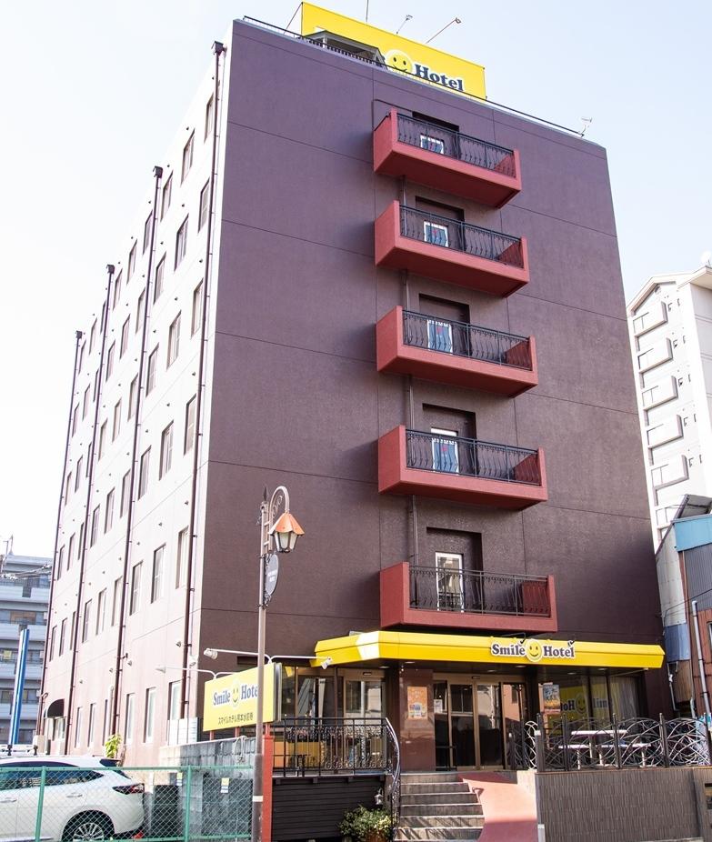 スマイルホテル熊本水前寺...