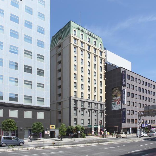 静鉄ホテルプレジオ 静岡駅北...