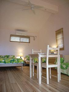 沖縄ホテル、旅館、ビーチヴィレッジ野底 <石垣島>