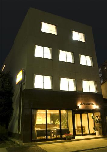 葵ホテル 外観写真