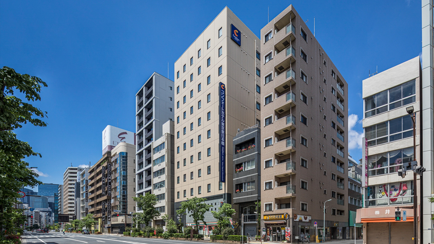 コンフォートホテル東京東日本橋...