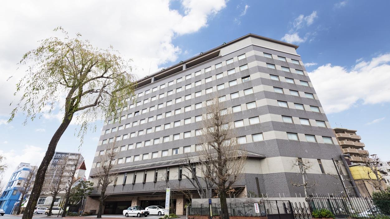 アークホテル熊本城前 -ルートインホテルズ- 外観写真
