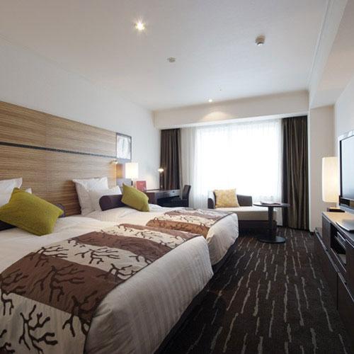 ANAクラウンプラザホテル千歳の客室の写真