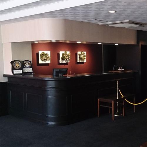 セレクトロイヤル八代の客室の写真