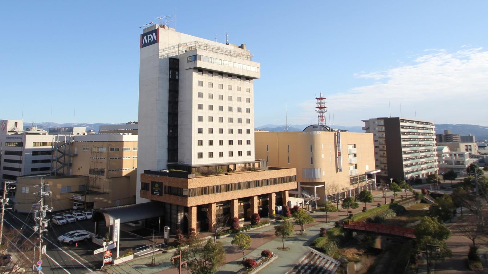 アパホテル<鳥取駅前>