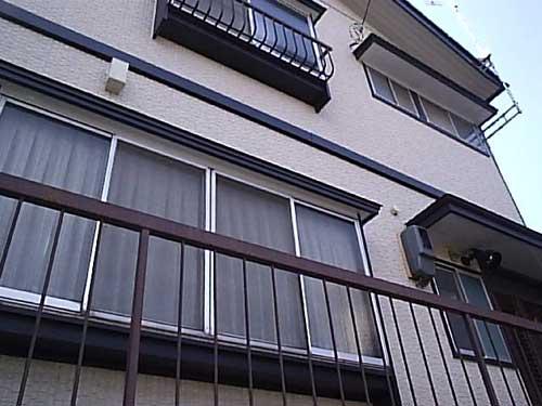 京屋旅館<新潟県>の外観