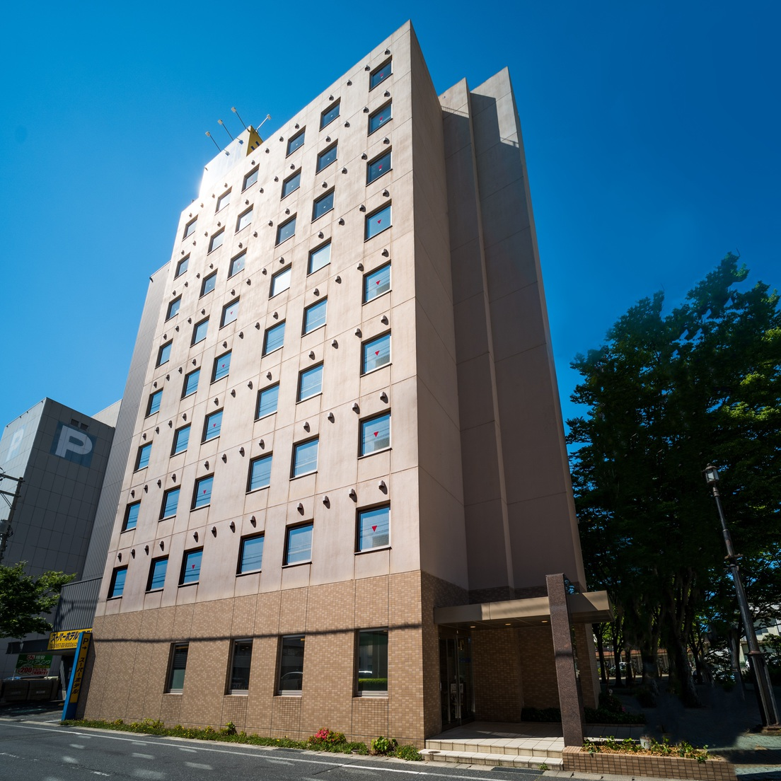 スーパーホテル鳥取駅前(2019年6月25日フルリニューアルOPEN)...