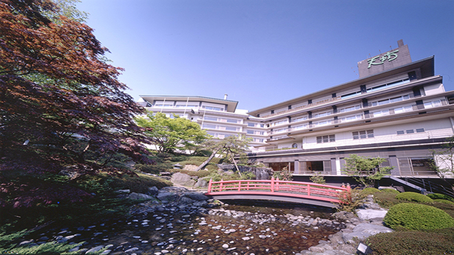 伊香保温泉で1泊2日の短期宿泊が楽しめるおすすめの宿はありますか?