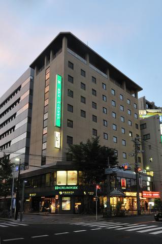 ホテル・パークサイド<大阪府>