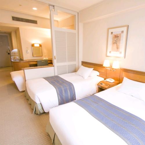 ホテルマイステイズプレミア浜松町の客室の写真