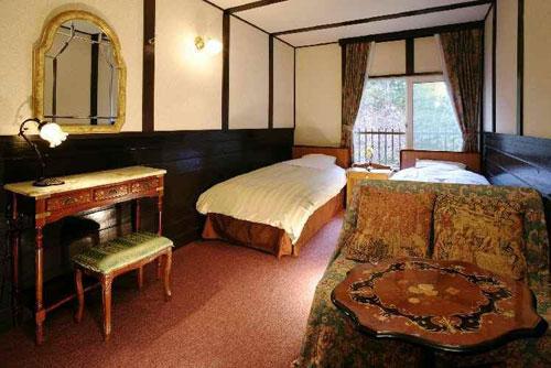 草津温泉 5種貸切風呂の宿 湯宿 きんだい 画像
