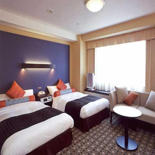 京王プラザホテル札幌の客室の写真