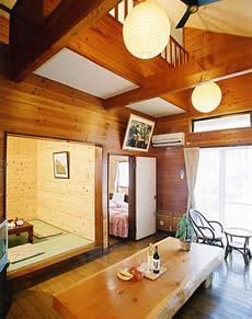 河口湖カントリーコテージBan&グランピングリゾートの部屋画像